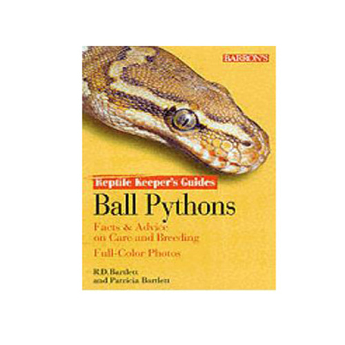 Ball Pythons Keepers Guide