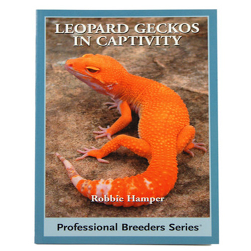 The Leopard Gecko in Captivity